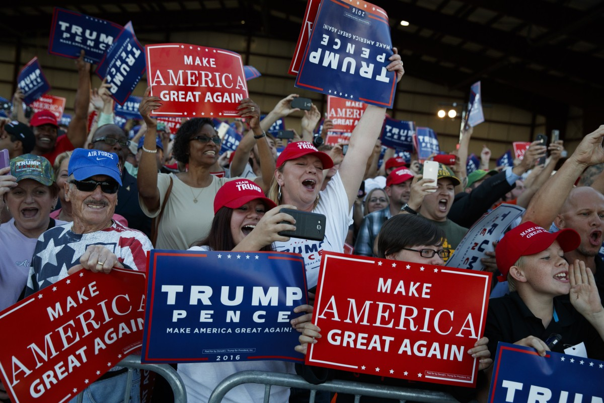 news donald trump supporters racist